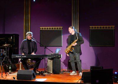 Vladimir Burkhardt & Oleg Jakushov