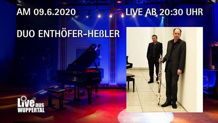 Live aus Wuppertal – Duo Enthöfer-Heßler